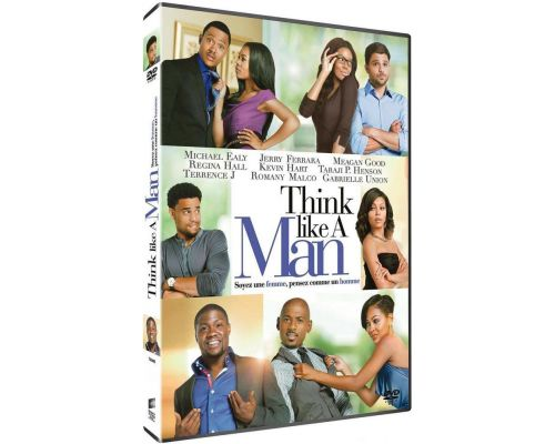 un DVD Think Like A Man