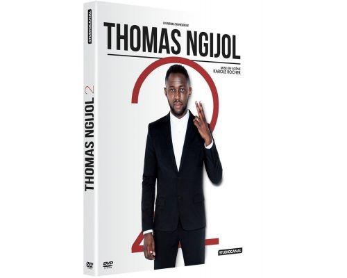 un DVD Thomas Ngijol 2