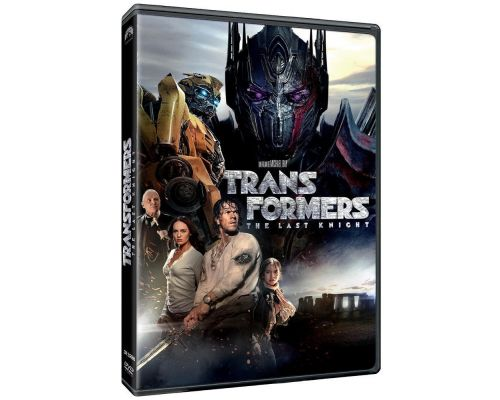 Un DVD Transformers : The Last Knight