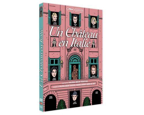 un DVD un Château En Itlalie