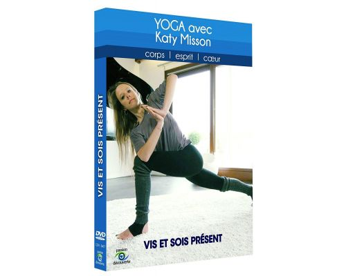 un DVD Vis Et Sois Présent
