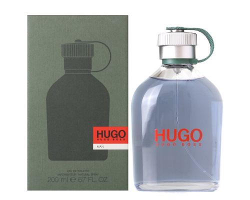 Une Eau de Toilette Hugo Boss