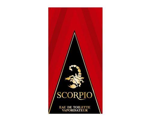 Une Eau de toilette Scorpio Rouge