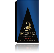 Une Eau De Toilette Scorpio - Collection Night