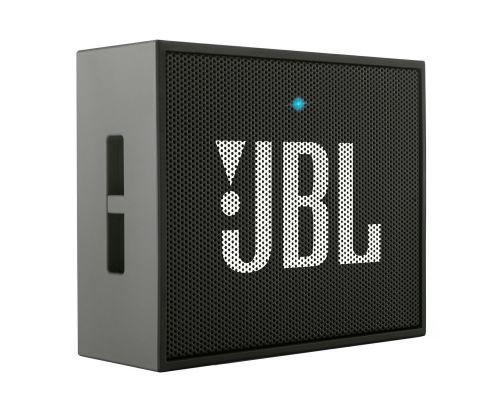 Une Enceinte portable Bluetooth Noir JBLGO