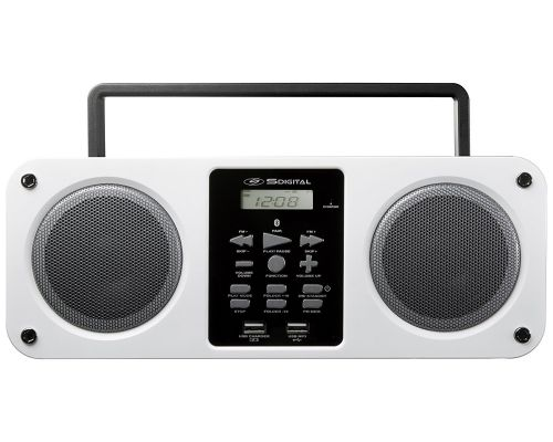 Des Enceintes Bluetooth Rechargeables radio S Digital
