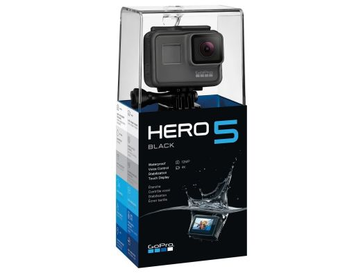 Une GOPRO Hero 5 Black