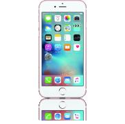 Un iPhone 6S Rose Or 128 Go