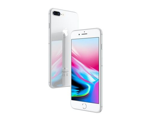 Un iPhone 8 Plus Argent 64Go