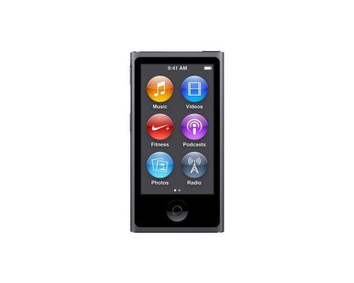 Un iPod Nano 16 Go Gris sidéral