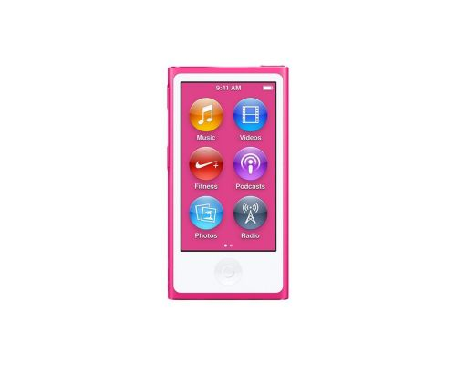 Un iPod Nano 16 Go Rose