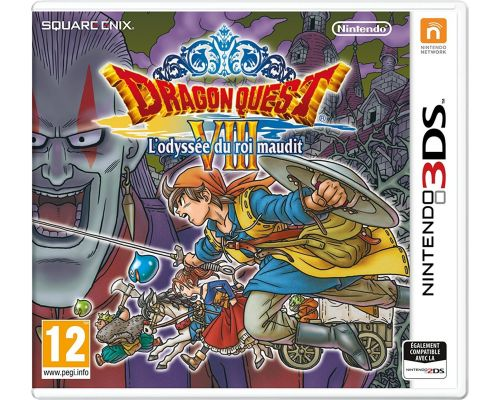 Un Jeu 3DS Dragon Quest VIII : L'Odyssée du Roi Maudit