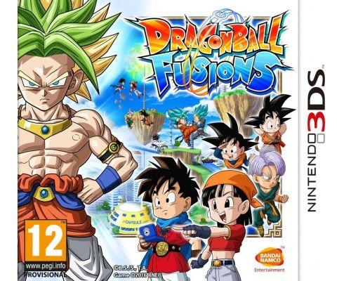 Un Jeu 3DS Dragon Ball Fusions