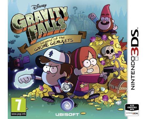 Un jeu Gravity Falls pour 3DS