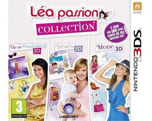 Un jeu Léa Passion Collection pour 3DS