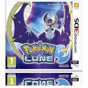 Un Jeu 3DS Pokemon Lune