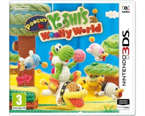 Un Jeu 3D Poochy & Yoshi's Woolly World