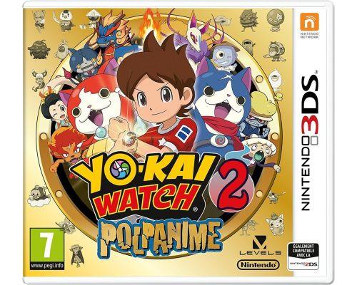 Un Jeu 3DS Yo-Kai Watch 2 Fantômes Bouffis