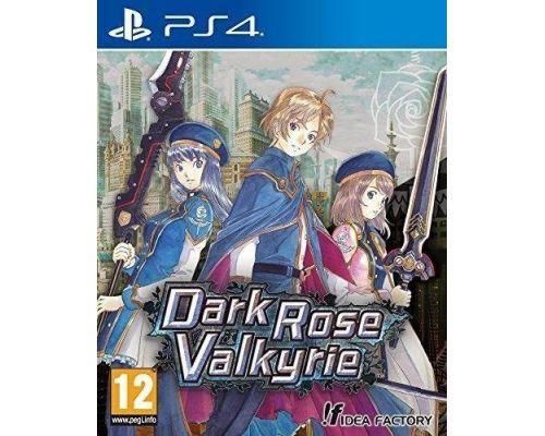 Un jeu Dark Rose Valkyrie pour PS4