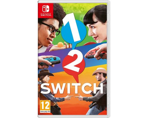 Un Jeu Nintendo Switch 1-2 Switch