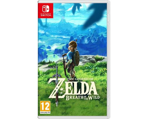 Un Jeu Nintendo Switch The Legend of Zelda : Breath of the Wild