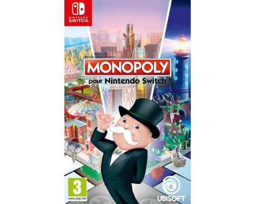 Un Jeu Nintendo Switch  Monopoly