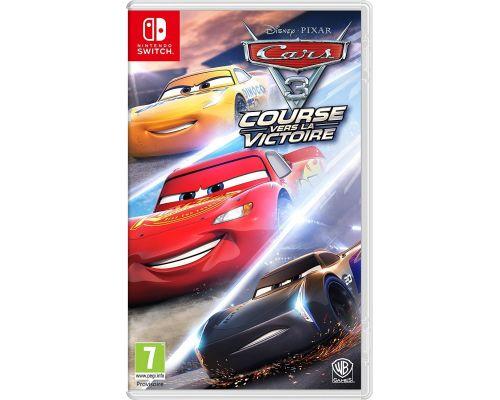 Un Jeu Nintendo Switch Cars 3 Course Vers La Victoire