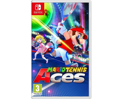 Un Jeu Nintendo Switch  Mario Tennis Aces
