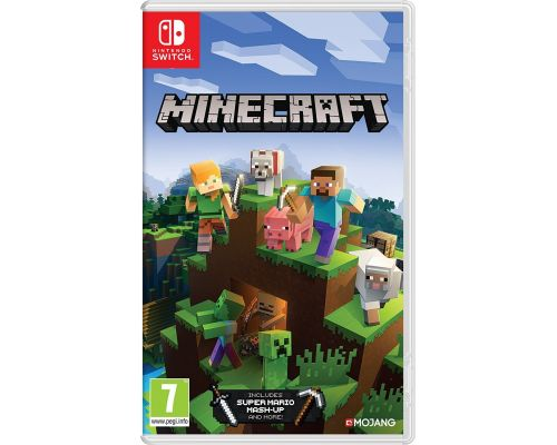Un Jeu Nintendo Switch Minecraft
