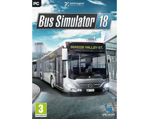Un Jeu PC Bus Simulator 18