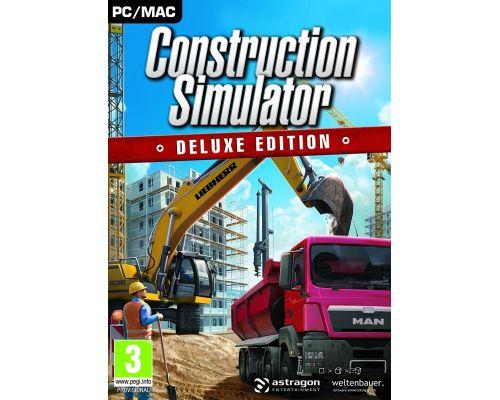 Un jeu Construction Simulator: Deluxe Edition pour PC