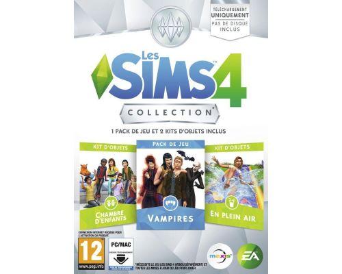 Un Jeu PC Les Sims 4 - Collection 4