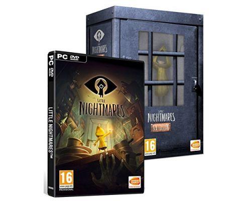 Un jeu Little Nightmares: Six Edition pour PC