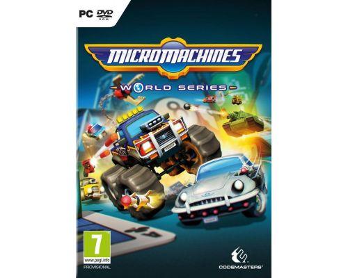 Un Jeu Micro Machines: World Series pour PC