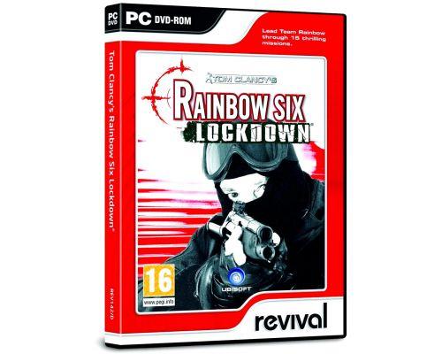 le Jeu PC Tom Clancy's Rainbow Six : Lockdown