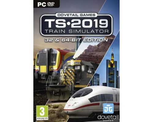 Un Jeu PC Train Simulator 2019