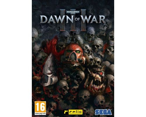 Un jeu Warhammer 40,000: Dawn of War III pour PC