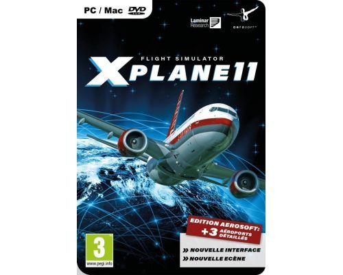 Un Jeu PC X-Plane 11
