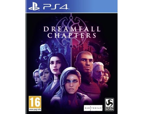 Un jeu Dreamfall Chapters pour Palystation 4