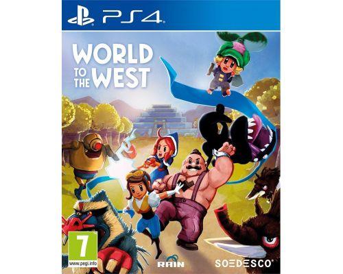 Un jeu World to the West pour Palystation 4