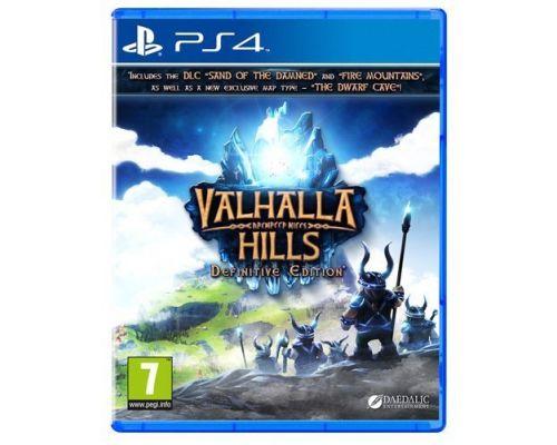 Un jeu Valhalla Hills Definitive edition pour Palystation 4