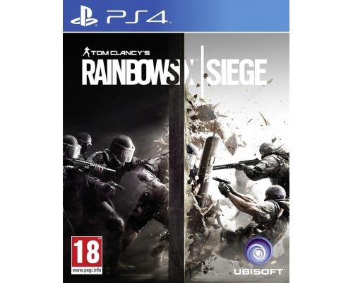 Un jeu Rainbow Six : siege pour Playstation 4