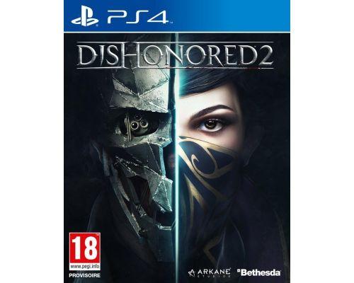 Un jeu Dishonored 2  pour Palystation 4