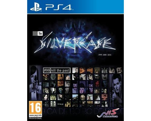 Un jeu The Silver Case pour Playstation4