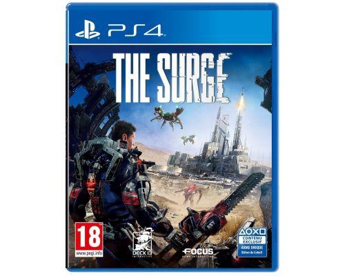 Un jeu The Surge pour Playstation 4