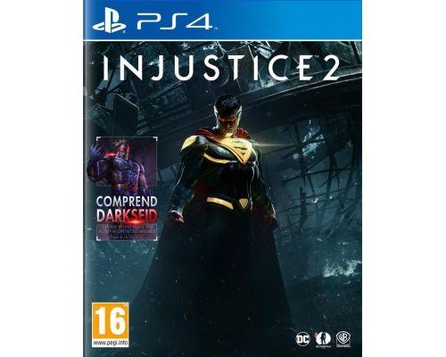 Un jeu  Injustice 2 pour Palystation 4