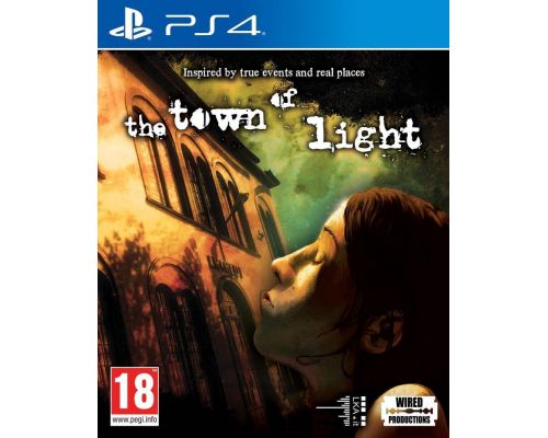 Un jeu The Town of Light pour PS4