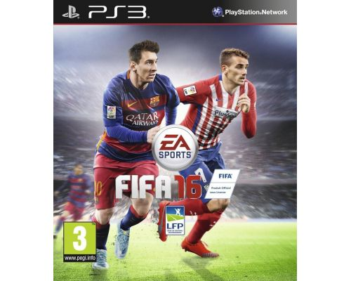 Un jeu FIFA 16 pour PS3