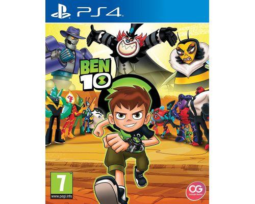 Un Jeu PS4 Ben 10