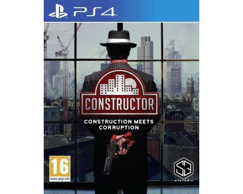 Un Jeu Constructor pour PS4